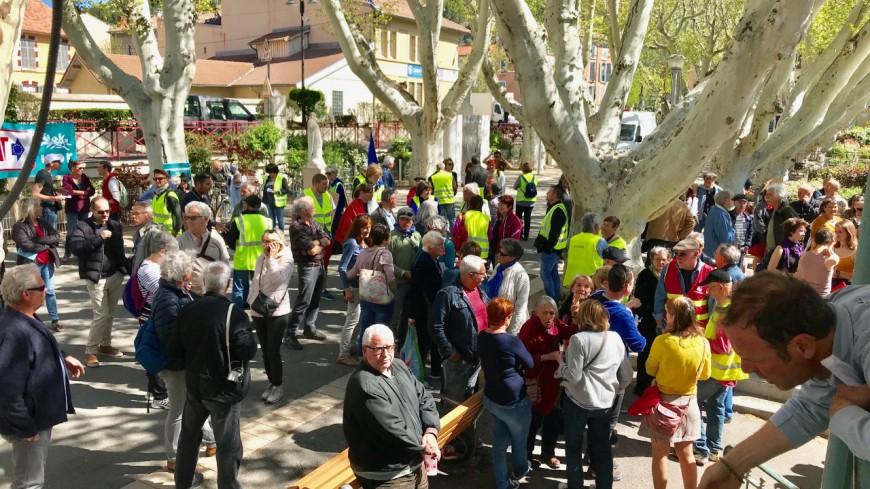 Alpes du Sud: plusieurs rassemblements pour le 1er mai