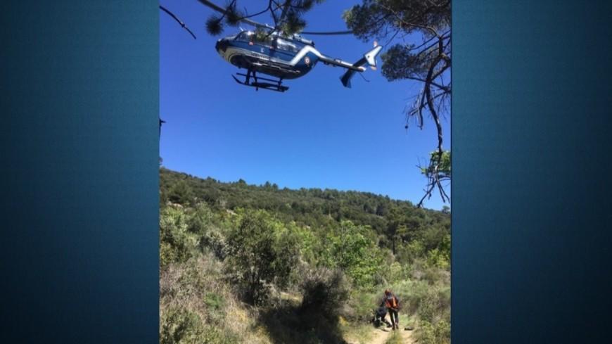 Alpes de Haute-Provence : deux vététistes entrent en collision