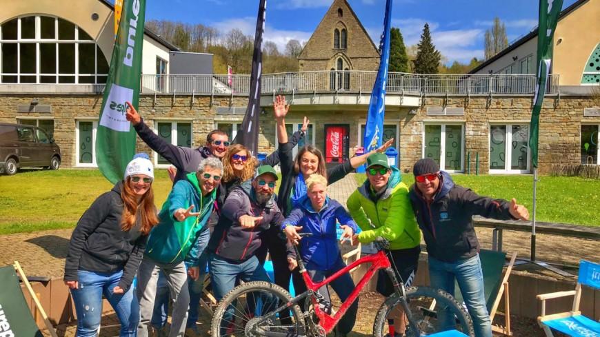Hautes-Alpes : VTT, le département fait sa promotion en Belgique
