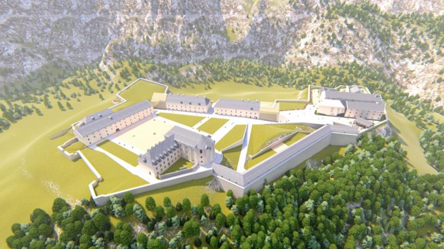 Hautes-Alpes : Fort des Têtes à Briançon, l'enquête publique est ouverte