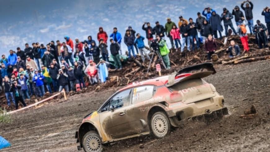 Hautes-Alpes : Rallye du Chili , Ott Tanak leader de la première étape, Ogier suit juste derrière