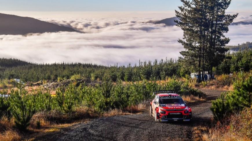 Hautes-Alpes : Ogier termine 2ème au Rallye du Chili et leader à nouveau du championnat du monde