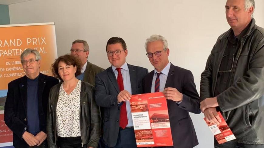 Hautes-Alpes : le Grand Prix Départemental de la construction et de l'aménagement durables, c'est parti !