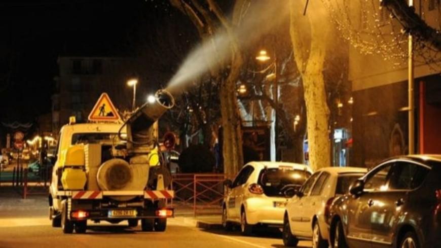 Alpes de Haute-Provence : Digne les Bains traitera les platanes le 28 mai