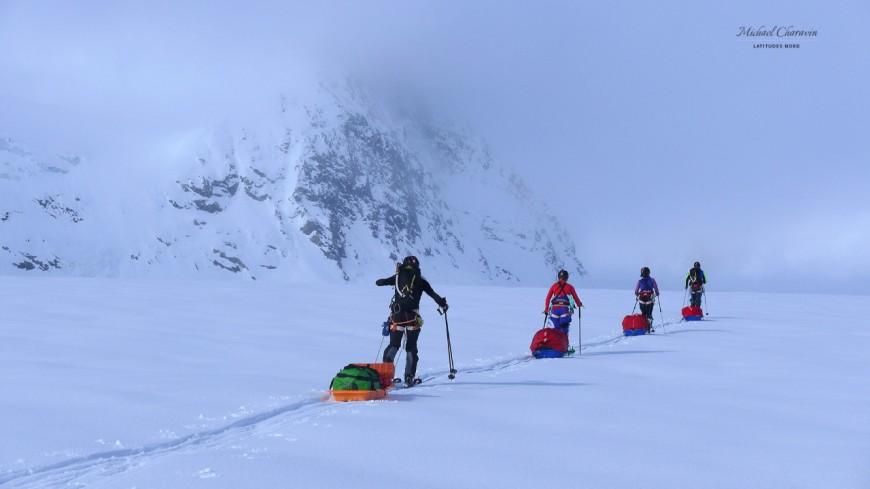 Hautes-Alpes : une Haut-Alpine d'adoption en expédition au Groenland