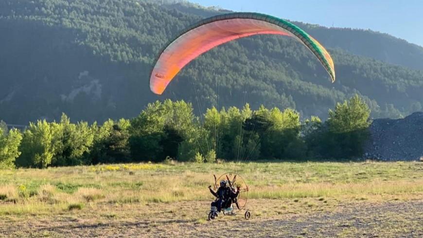 Hautes-Alpes : si Crots accueillait le Championnat du Monde d'ULM paramoteur ?