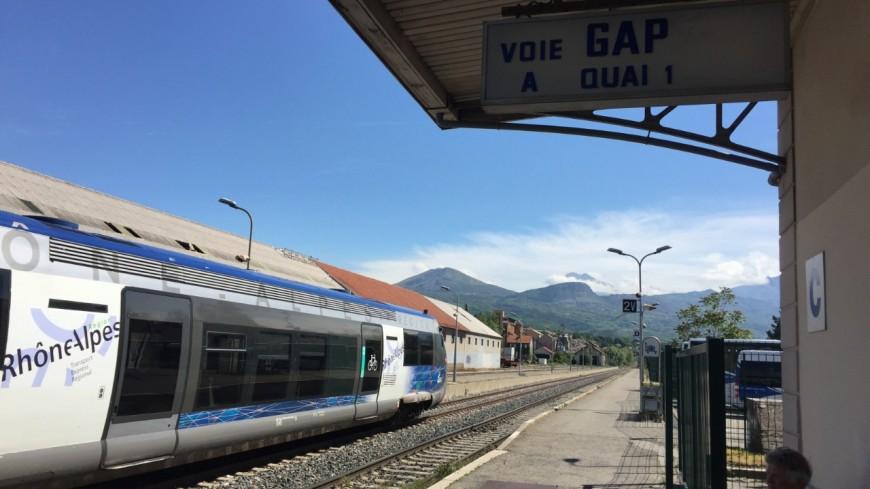 Hautes-Alpes : travaux sur la ligne Paris-Briançon, P. Boyer demande de faire passer le train de nuit par Gap