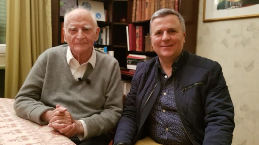 Hautes-Alpes : Jean-Michel Arnaud a tenu à rendre hommage à Michel Serres
