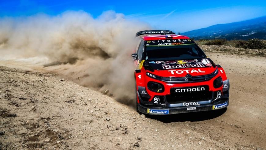 Hautes-Alpes : Ogier décroche le podium au Portugal et garde la tête du championnat