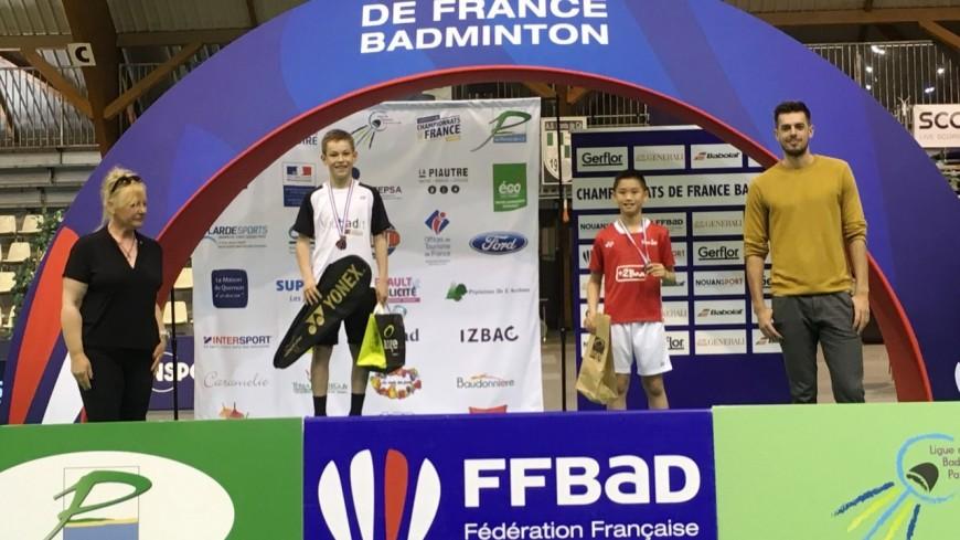 Hautes-Alpes : l'or et l'argent pour le club de Badminton de Briançon au championnat de France