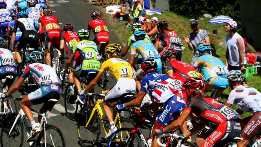 Hautes-Alpes : Tour de France, des reconnaissances de France Télévision au Col du Galibier