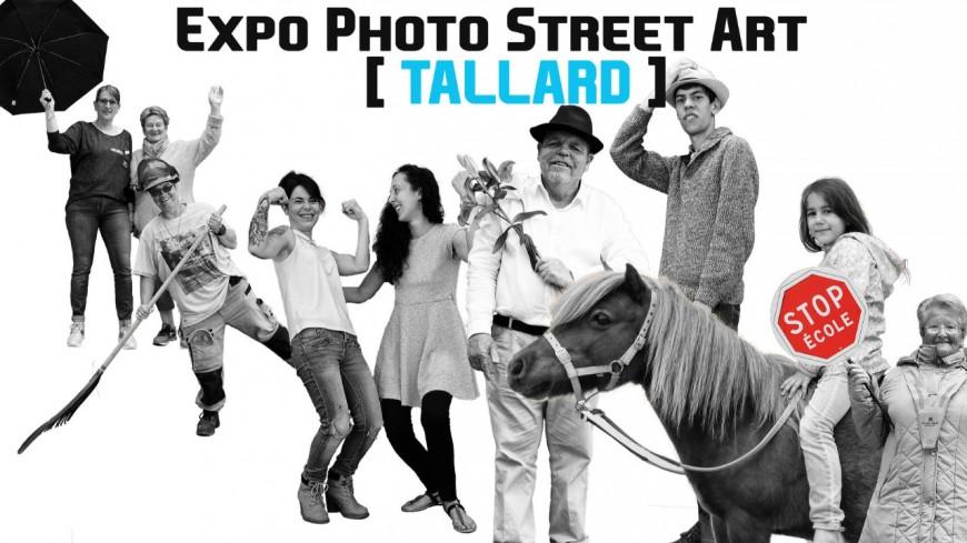 Hautes-Alpes : 87 photos des habitants de Tallard exposées en grand format dans la ville