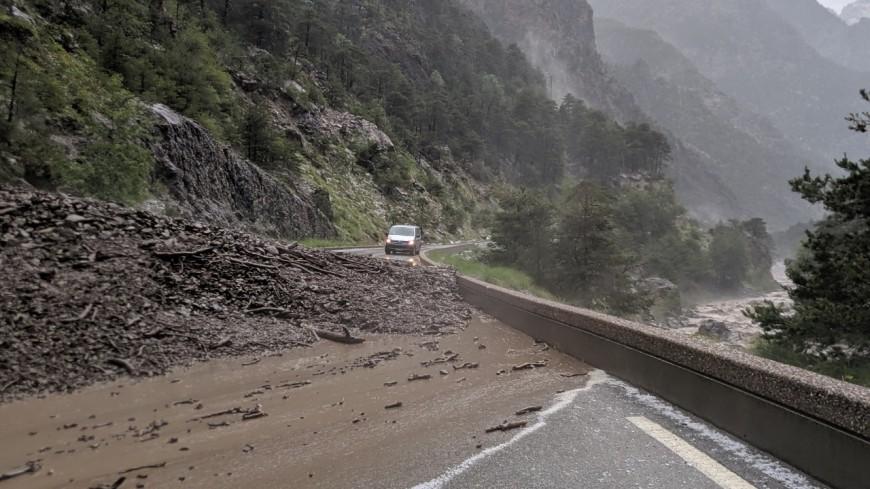 Hautes-Alpes : [MÀJ] Queyras, retour à la normale de la circulation
