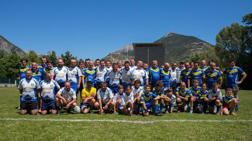 Hautes-Alpes : le Rugby Club du Briançonnais a célébré ses 50 ans