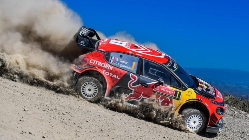 Hautes-Alpes :  rallye de Sardaigne, la difficile position d'ouvreur pour Sébastien Ogier