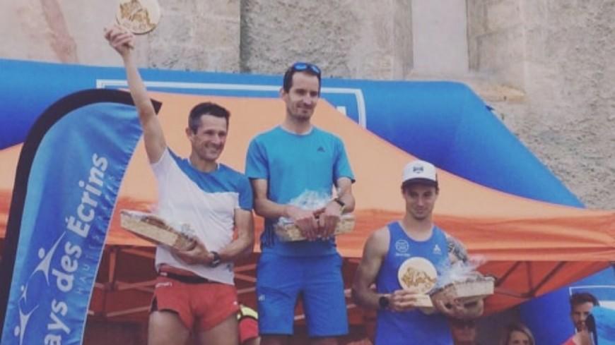 Hautes-Alpes : Stéphane Ricard remporte le Trail des Ecrins