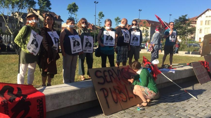 Hautes-Alpes : des professeurs muselés contre les réformes de l'Éducation