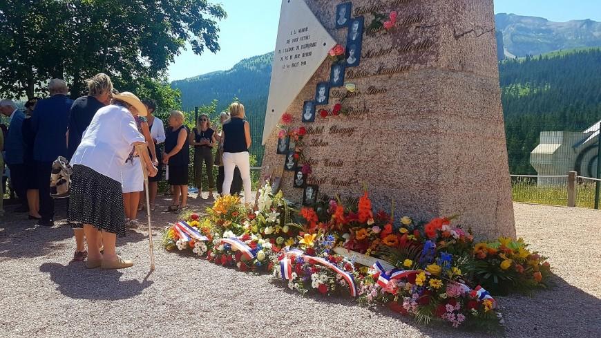 Hautes-Alpes : catastrophe du Pic de Bure, l'hommage 20 ans après