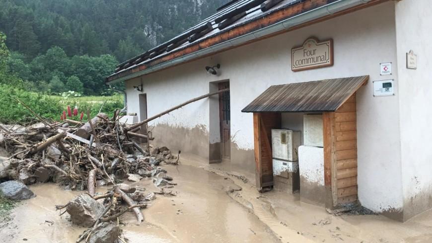 Hautes-Alpes : Clarée, la solidarité s'organise