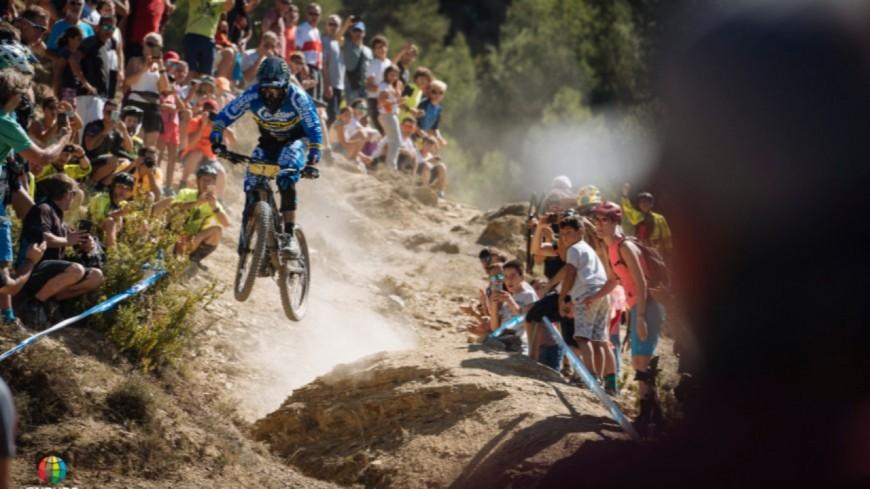Hautes-Alpes : 450 riders aux Orres pour la Coupe du Monde de VTT Enduro