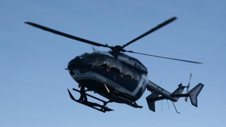 Hautes-Alpes : blessée par une chute de pierres, elle est évacuée par hélicoptère