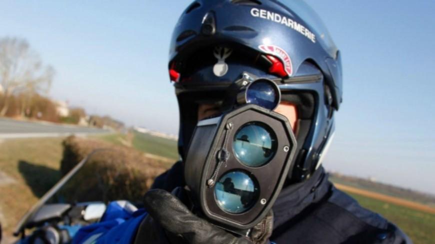 Hautes-Alpes : un automobiliste interpellé à 162km/h au lieu de 80