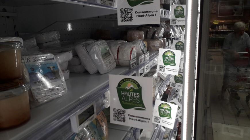 Hautes-Alpes : 37 lieux de vente pour découvrir ou redécouvrir les produits de la marque Hautes-Alpes Naturellement
