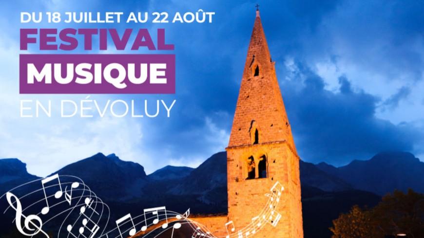 Hautes-Alpes : 34ème édition du festival Musique en Dévoluy