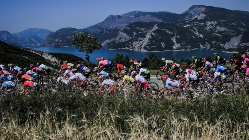 Alpes du Sud: l'étape entre Embrun et Valloire a tenu toutes ses promesses