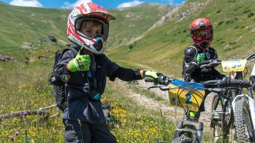 Hautes-Alpes : les champions de VTT de demain sont à Orcières ce week-end