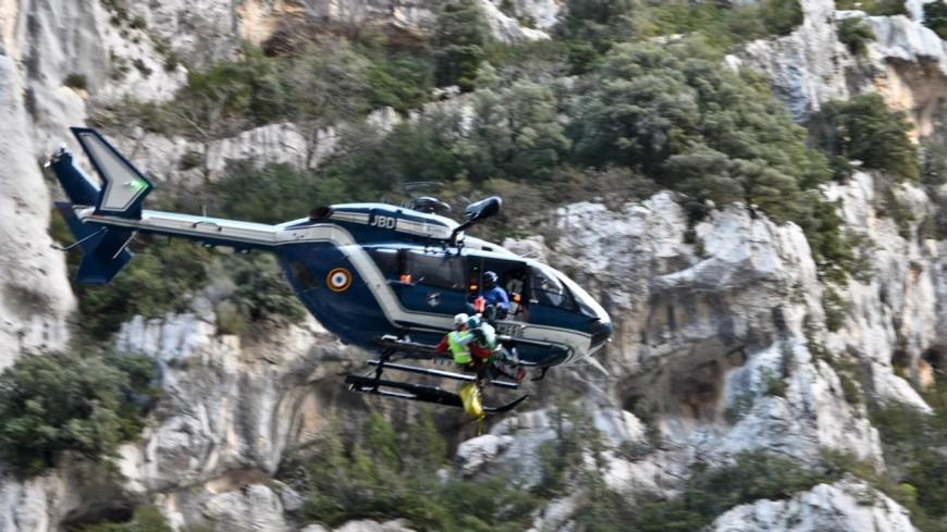 Alpes de Haute-Provence : chute mortelle d'une centaine de mètres à Rougon