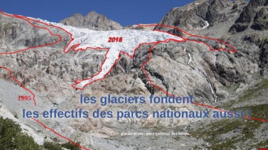 Hautes-Alpes : baisse des budgets, le personnel du Parc National des Écrins appelle à l'action