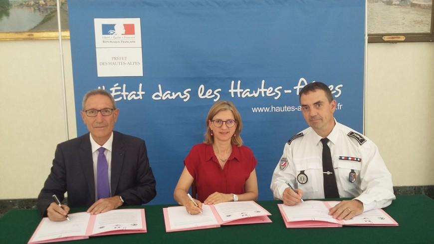 Hautes-Alpes : pour lutter contre les trafics de stupéfiants, un protocole signé