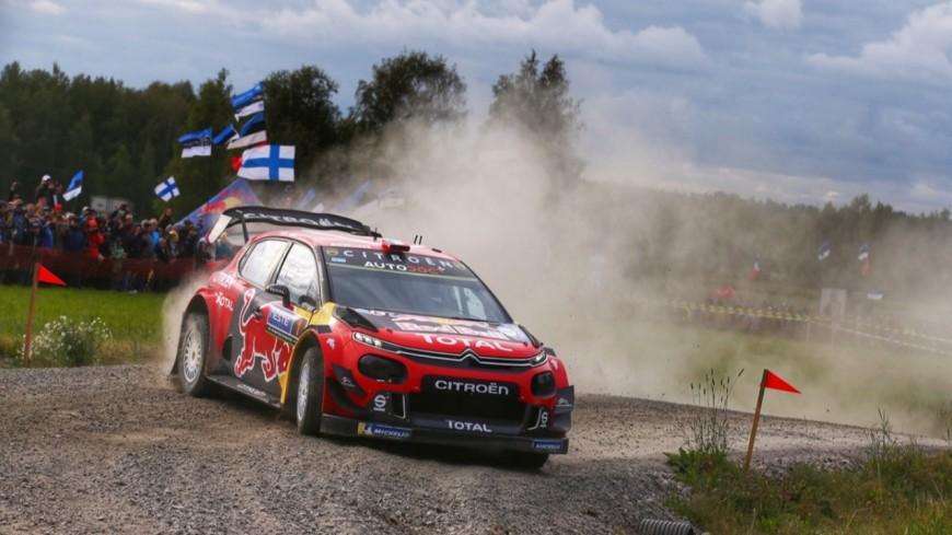 Hautes-Alpes :  Rallye de Finlande, Sébastien 0gier 7ème après 10 spéciales