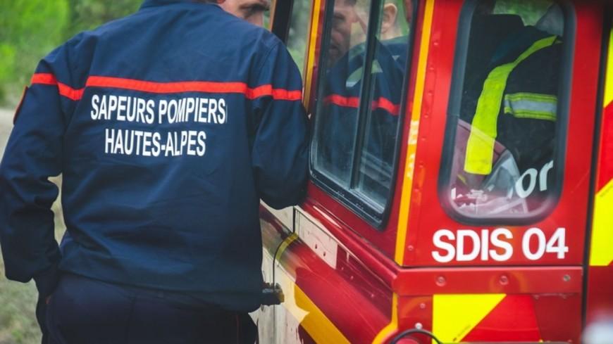 Alpes du Sud : les pompiers à nouveau en soutien