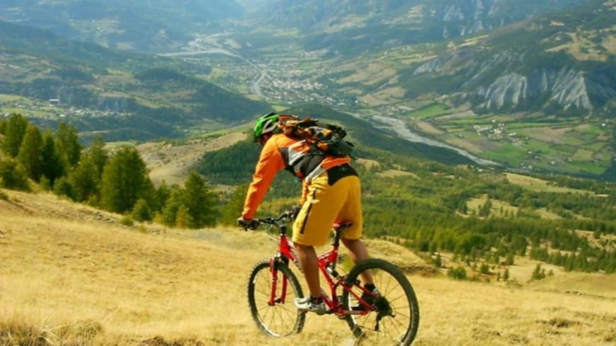 Hautes-Alpes : le VTT au programme d'un week-end sportif aux Orres