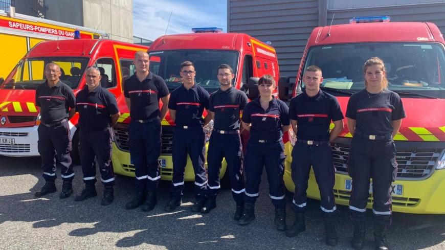 Alpes de Haute-Provence : des pompiers sur le G7 à Biarritz