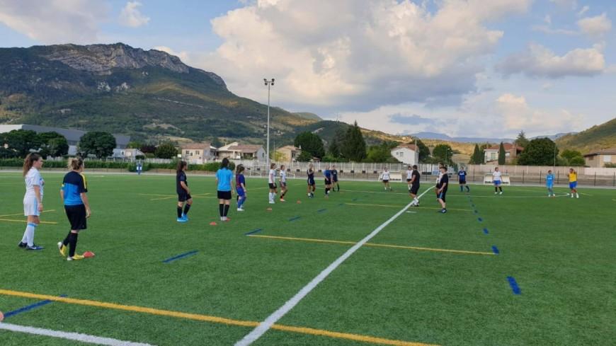 Alpes du Sud : le Groupement Féminin des Alpes débute sa troisième saison