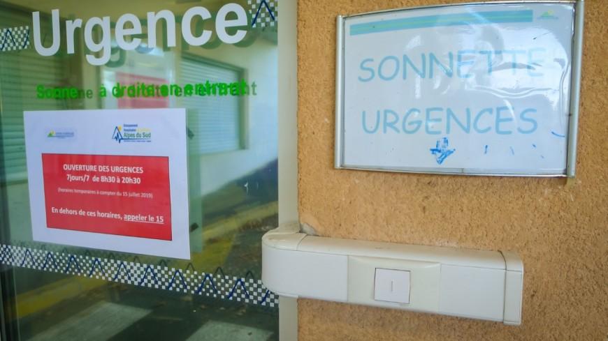 Alpes de Haute-Provence : urgences de Sisteron, où en est la campagne de recrutement ?