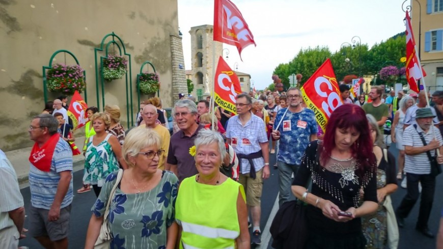 Alpes de Haute-Provence : urgences à Sisteron, les mobilisés préparent la 10ème mobilisation