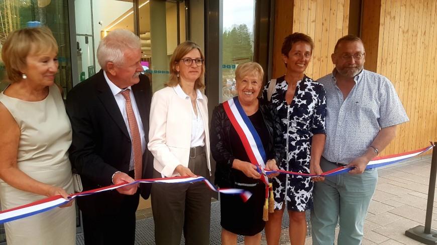 Hautes Alpes : O'Dycéa ouvert et inauguré !