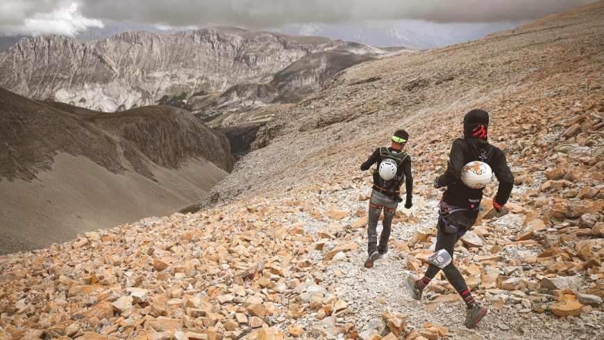 Hautes-Alpes : la Grande Trace été , un alpitrail technique et aérien, a réussi sa première édition