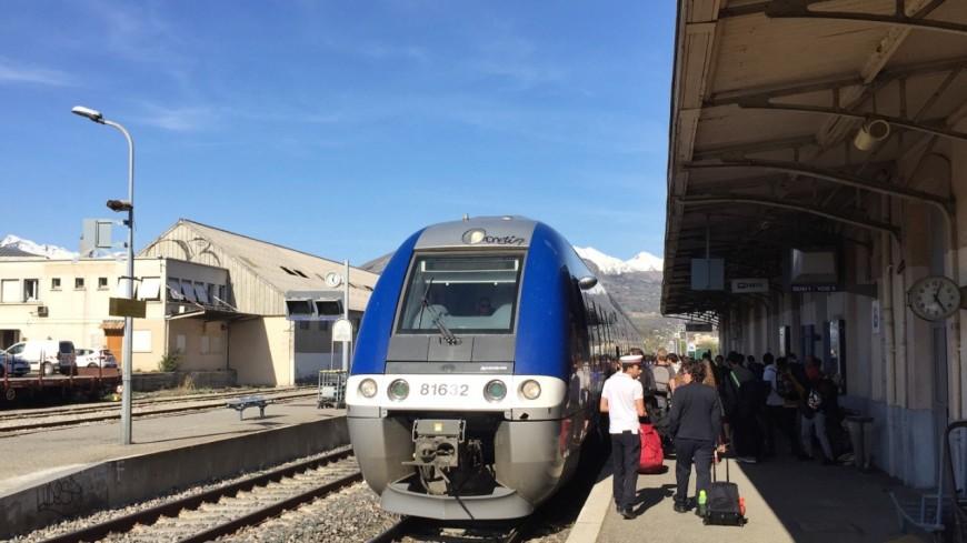 Alpes du Sud : grève, aucun train entre Grenoble et Briançon ce mardi