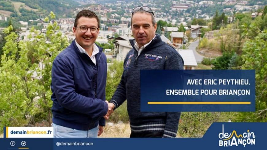 Hautes-Alpes : municipales 2020, A. Murgia et E. Peythieu s'unissent