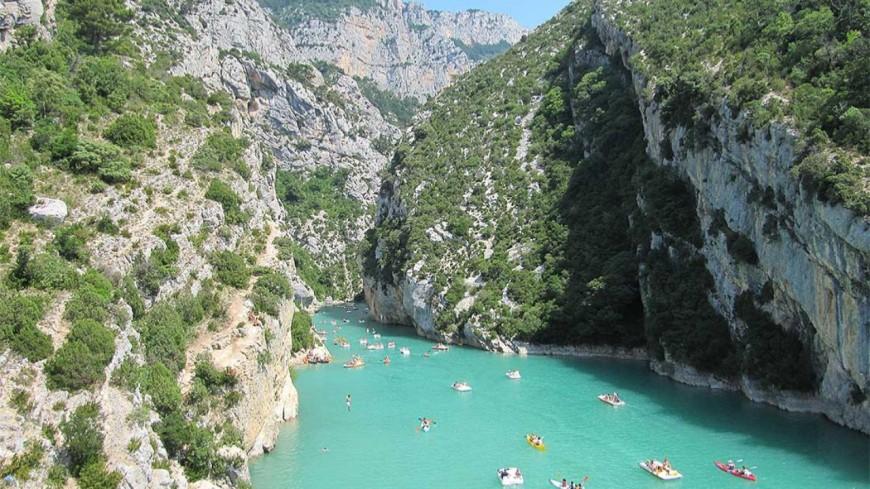 Haute-Provence : parc du Verdon, une croissance démographique inégale