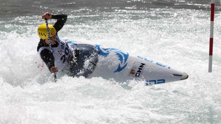 Hautes Alpes : les championnats de France 2020 de canoë kayak  à L'Argentière-La Bessée