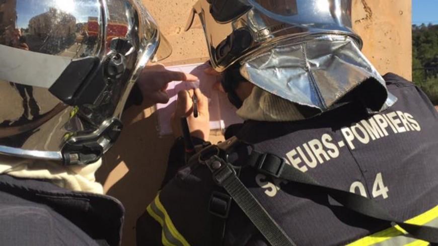Alpes de Haute-Provence : 18 personnes évacuées d'un immeuble en flammes à Digne les Bains