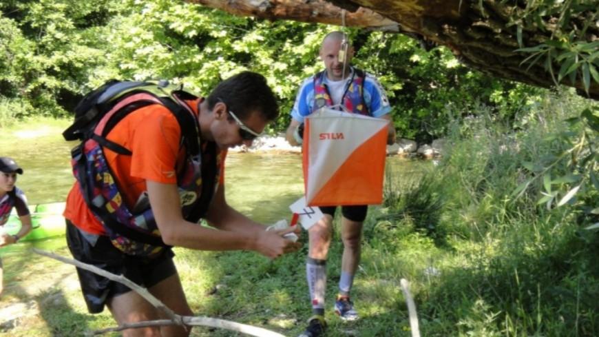 Alpes de Haute Provence : l'équipe de France de course d'orientation en stage