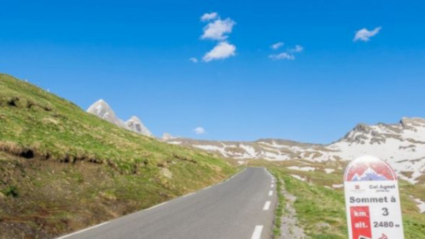 Alpes du Sud : la route du col Agnel est désormais fermée