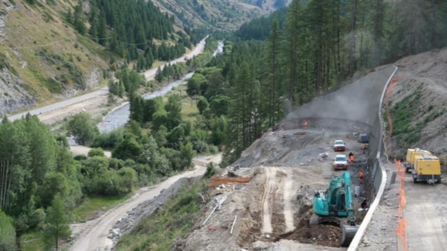 Hautes-Alpes : chantier du Pas de l'Ours, où en est-on ?